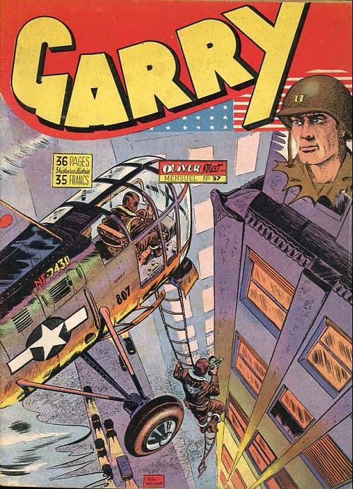 Couverture de Garry (sergent) (Imperia) (1re série grand format - 1 à 189) -57- Oliver street