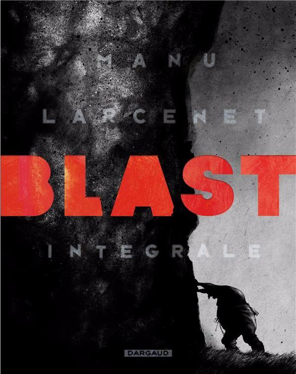 Couverture de Blast -INT- Intégrale