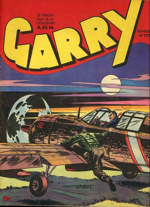 Couverture de Garry -178- Rayon