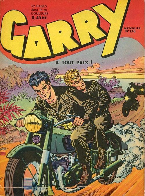 Couverture de Garry (sergent) (Imperia) (1re série grand format - 1 à 189) -176- A tout prix!