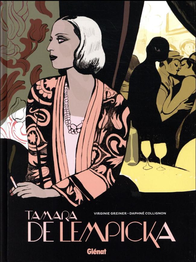 Couverture de Tamara de Lempicka (Greiner/Collignon)