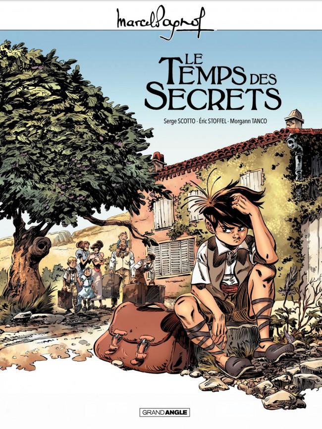 Couverture de Le temps des Secrets - Le Temps des Secrets