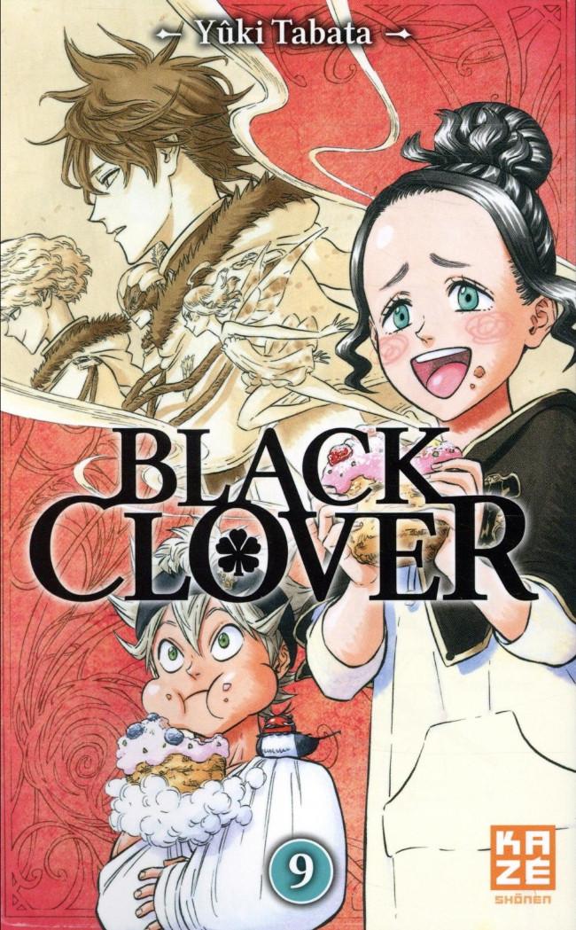 Couverture de Black Clover -9- La plus forte des compagnies