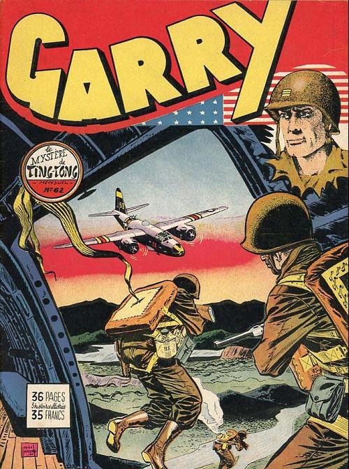 Couverture de Garry (sergent) (Imperia) (1re série grand format - 1 à 189) -62- Le mystère de ting-tong