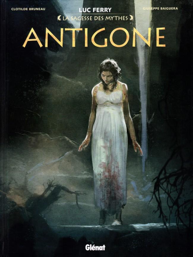 Couverture de Antigone (Baiguera/Bruneau) - Antigone