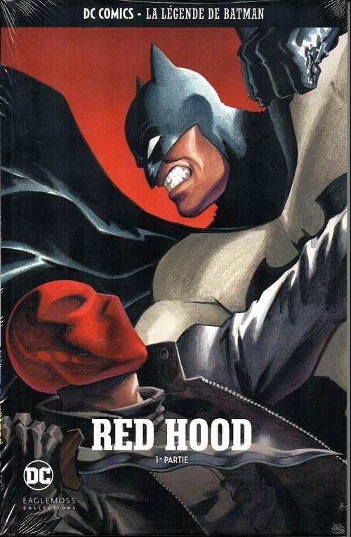 Couverture de DC Comics - La légende de Batman -738- Red hood : 1ère partie