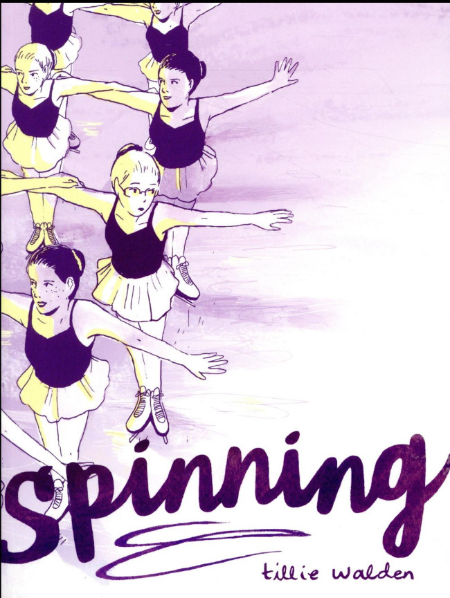 Couverture de Spinning