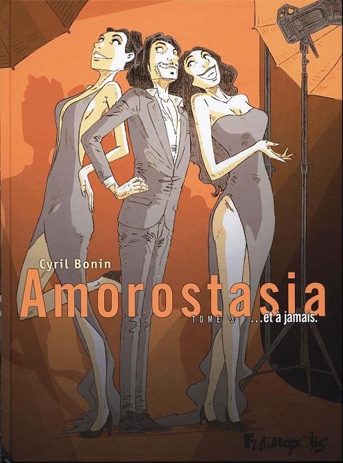 Couverture de Amorostasia -3- ... et à jamais