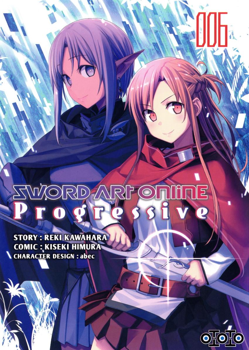Couverture de Sword Art Online - Progressive -6- Tome 6