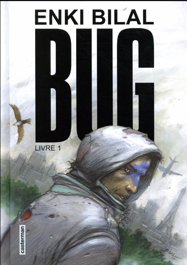 Couverture de Bug -1- Livre 1