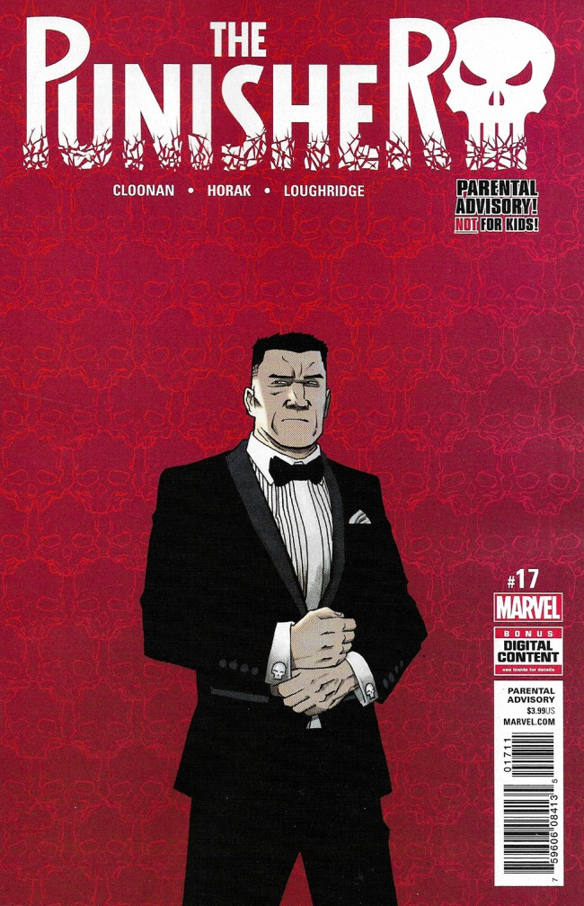 Couverture de Punisher (2016) (The) -17- issue 17