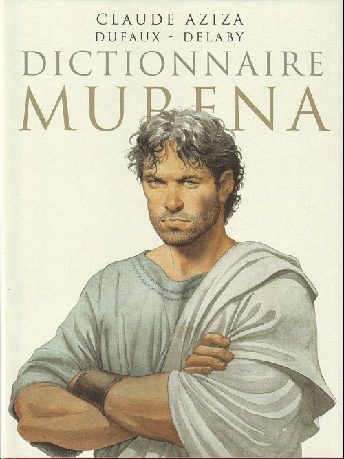 Couverture de Murena -HS- Dictionnaire Muréna