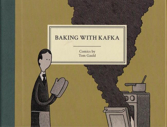 Couverture de Baking with Kafka