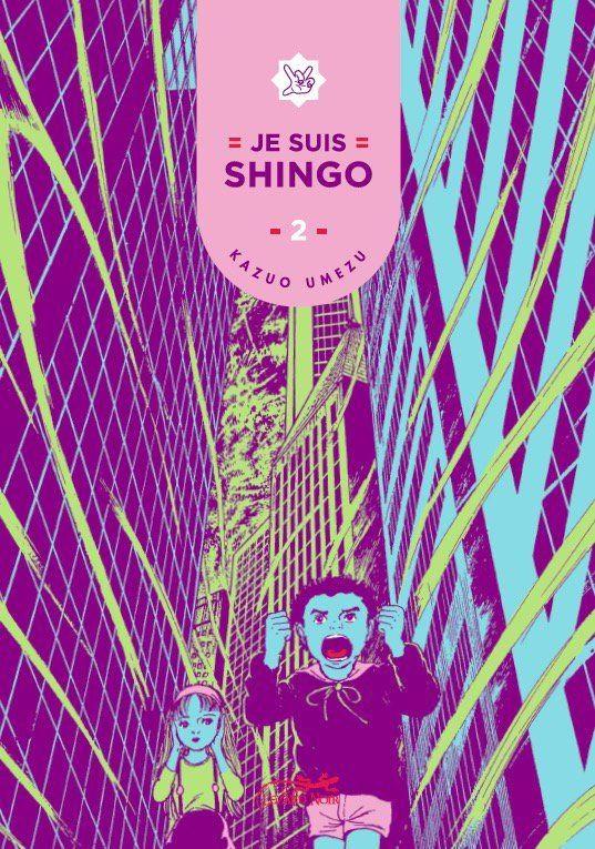 Couverture de Je suis Shingo -2- Tome 2