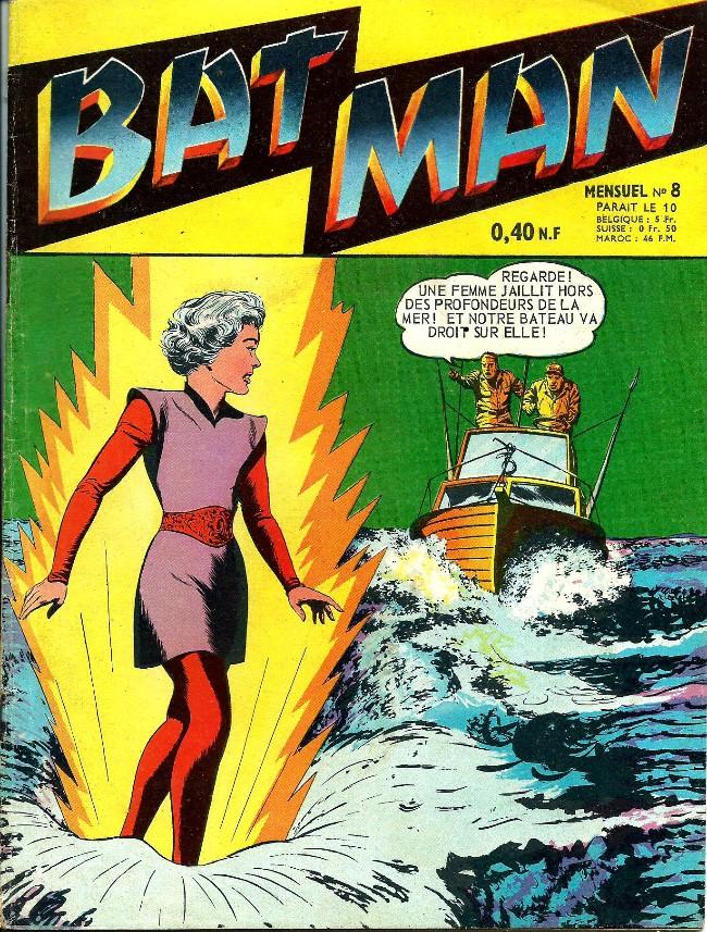 Bat Man (Artima) - les 8 tomes