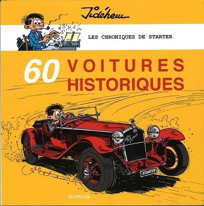 Couverture de Starter -HS6- 60 voitures historiques