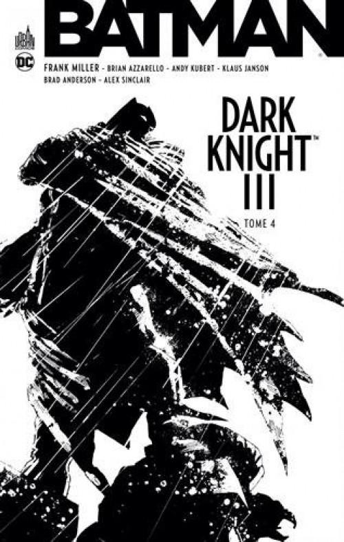 Couverture de Batman - Dark Knight III -4- Tome 4
