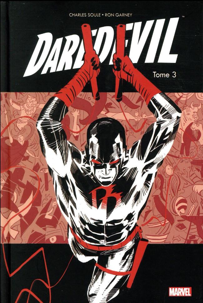 Couverture de Daredevil (100% Marvel - 2016) -3- Art macabre