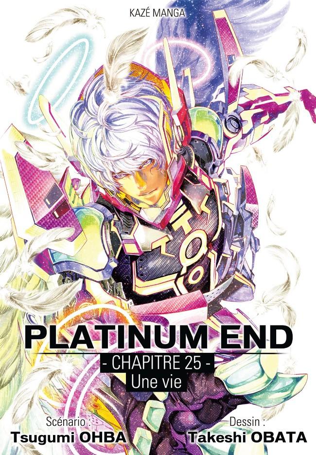 Couverture de Platinum End -Num25- Une Vie