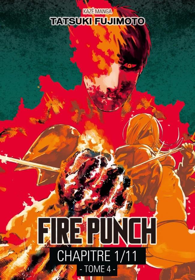 Couverture de Fire punch -Num29- Chapitre 29