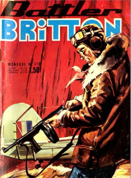 Couverture de Battler Britton -310- La corde au cou