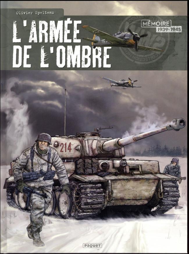 Couverture de L'armée de l'Ombre -INT- Intégrale