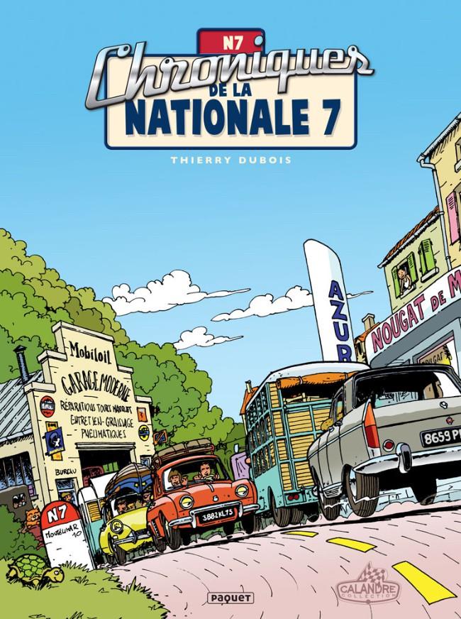 Couverture de Chroniques de la Nationale 7