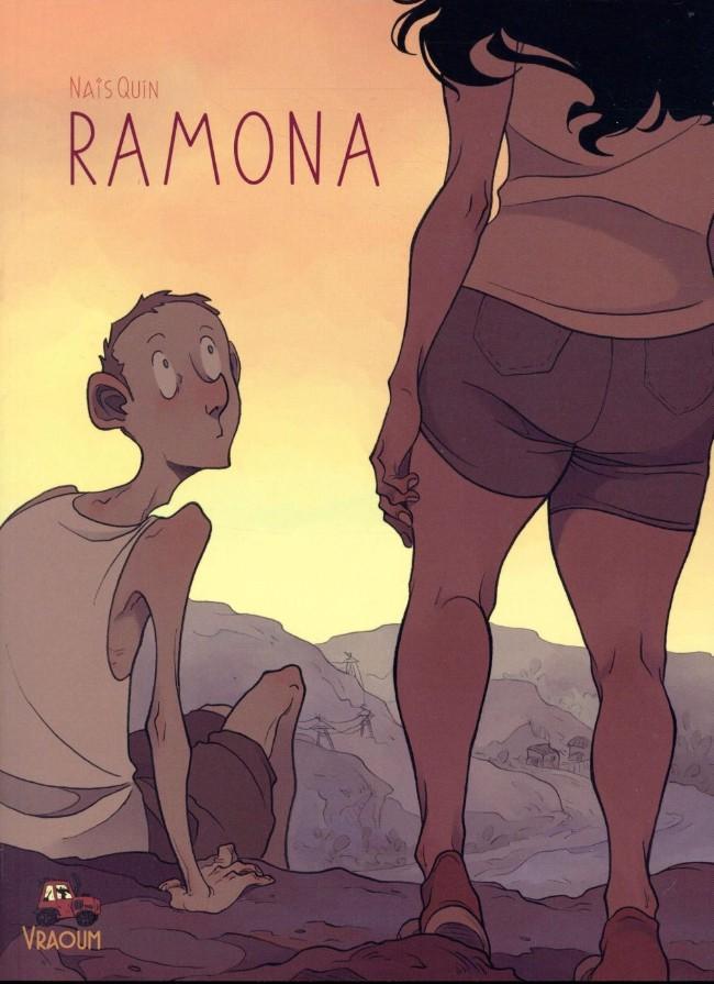Couverture de Ramona