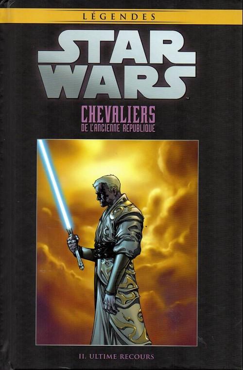 Couverture de Star Wars - Légendes - La Collection (Hachette) -5311- Chevaliers de l'Ancienne République - II. Ultime recours