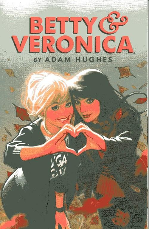 Couverture de Betty & Veronica (2017) -INT01- Volume 1