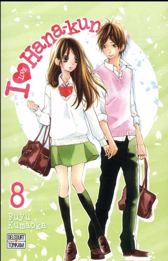 Couverture de I Love Hana-Kun -8- Tome 8