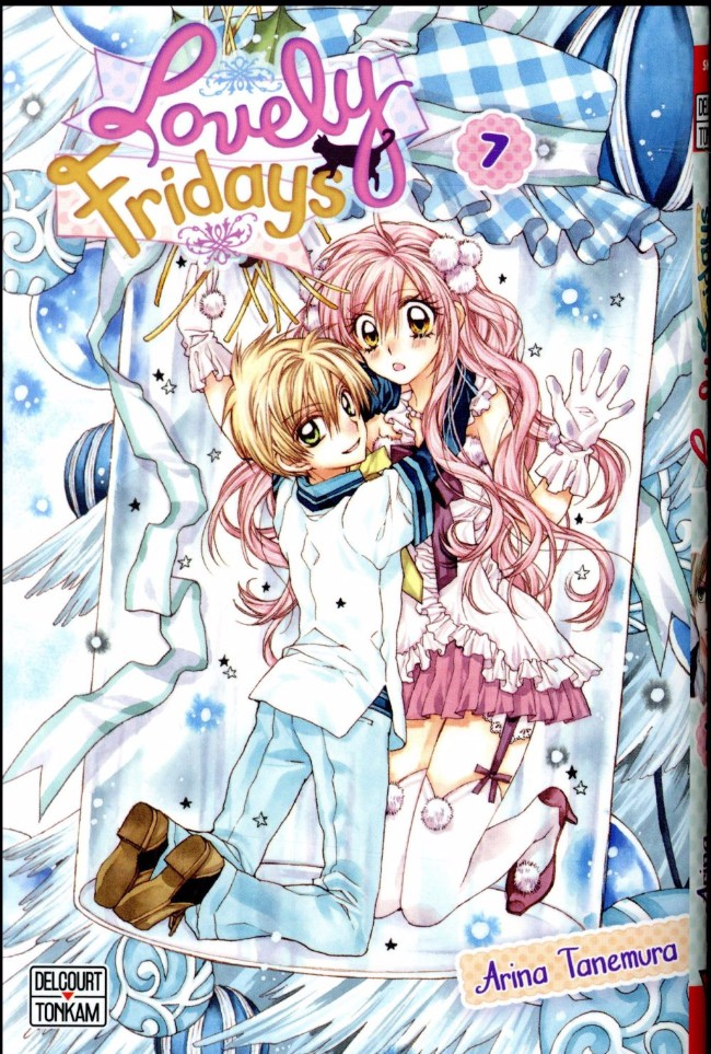 Couverture de Lovely Fridays -7- Tome 7