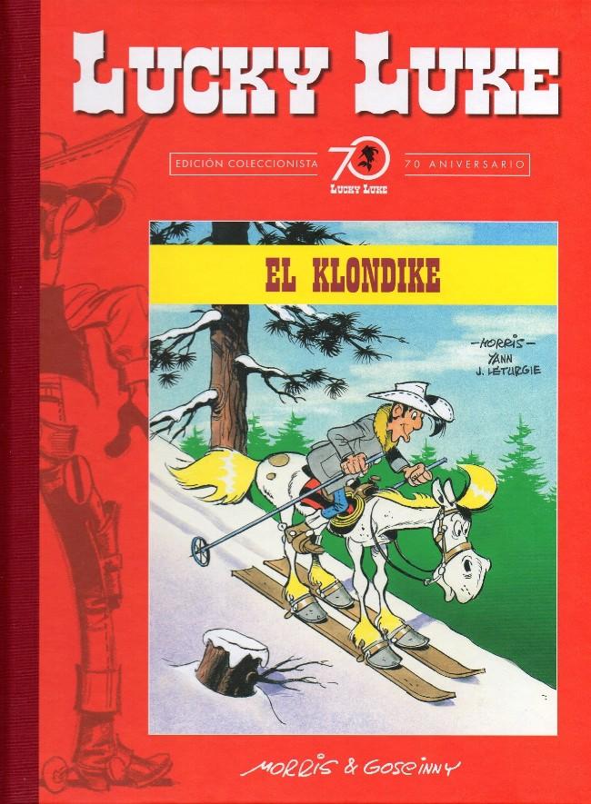 Couverture de Lucky Luke (Edición Coleccionista 70 Aniversario) -42- El Klondike