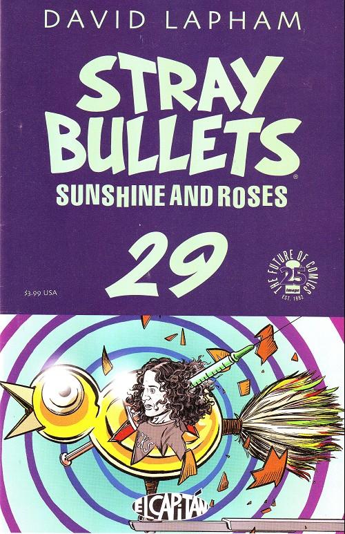 Couverture de Stray Bullets: Sunshine & Roses (2015) -29-
