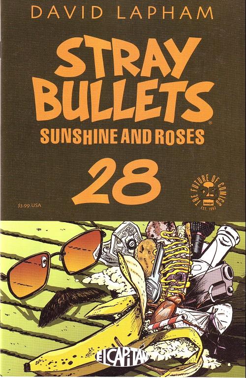 Couverture de Stray Bullets: Sunshine & Roses (2015) -28- Magic Banana