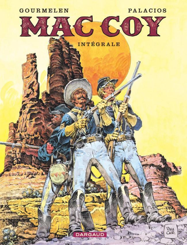 Couverture de Mac Coy -INT02- Intégrale tome 2