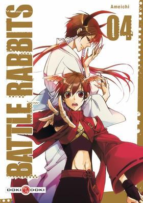 Couverture de Battle Rabbits -4- Tome 4
