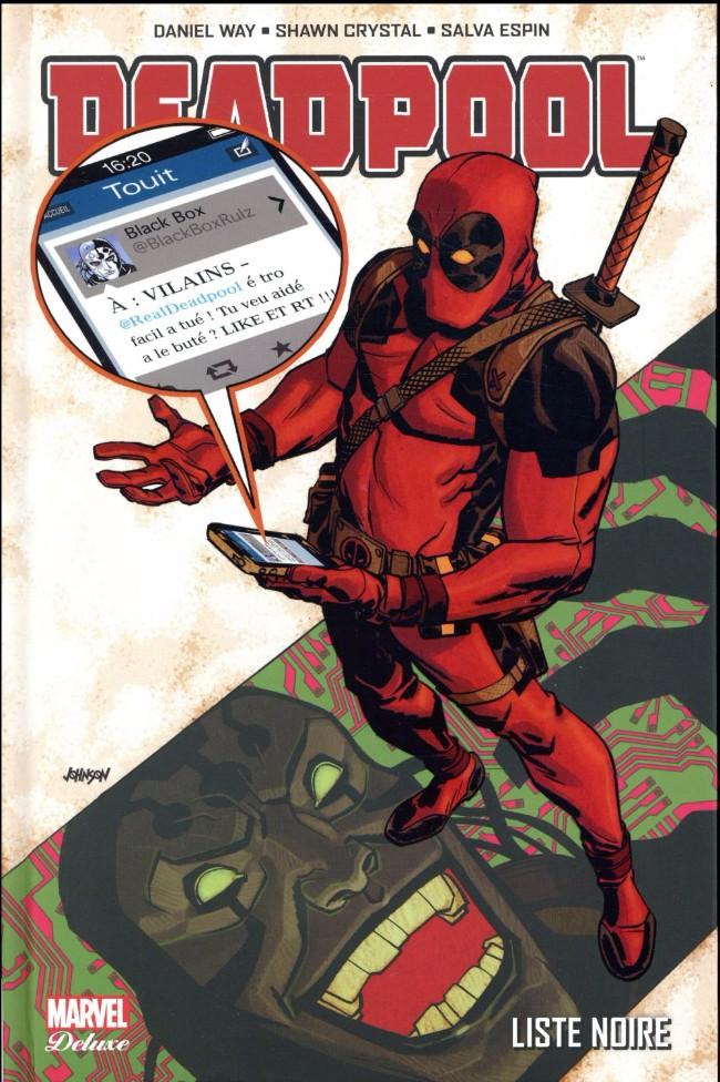 Deadpool - Liste noire
