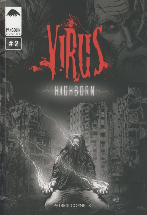 Couverture de Virus (Cornelis) -2- Highborn