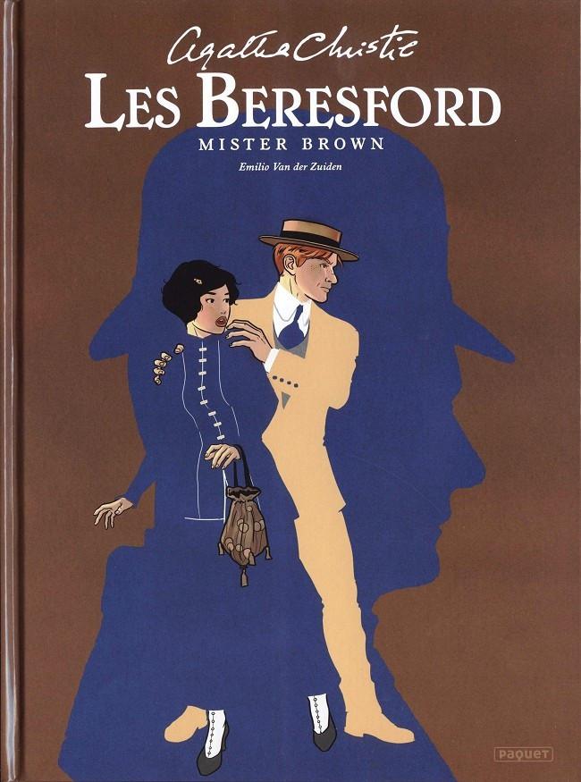 Couverture de Les beresford -1- Mister Brown