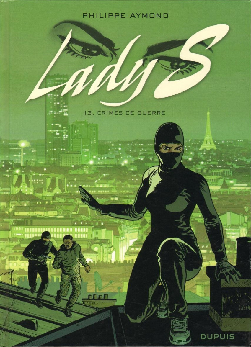 Couverture de Lady S. -13- Crimes de guerre