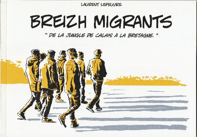 Couverture de (AUT) Lefeuvre - Breizh migrants