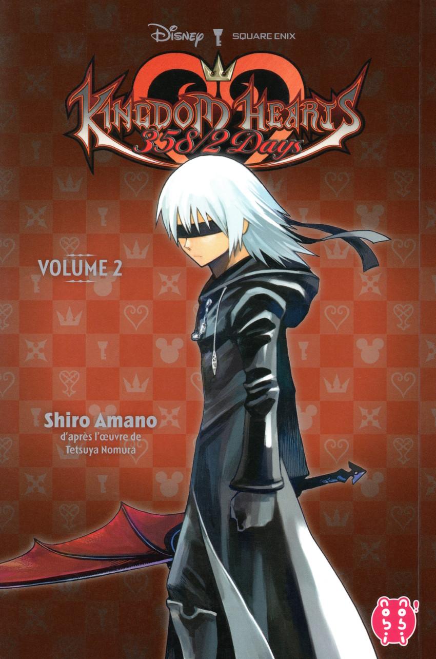 Couverture de Kingdom Hearts 358/2 Days -INT2- Volume 2