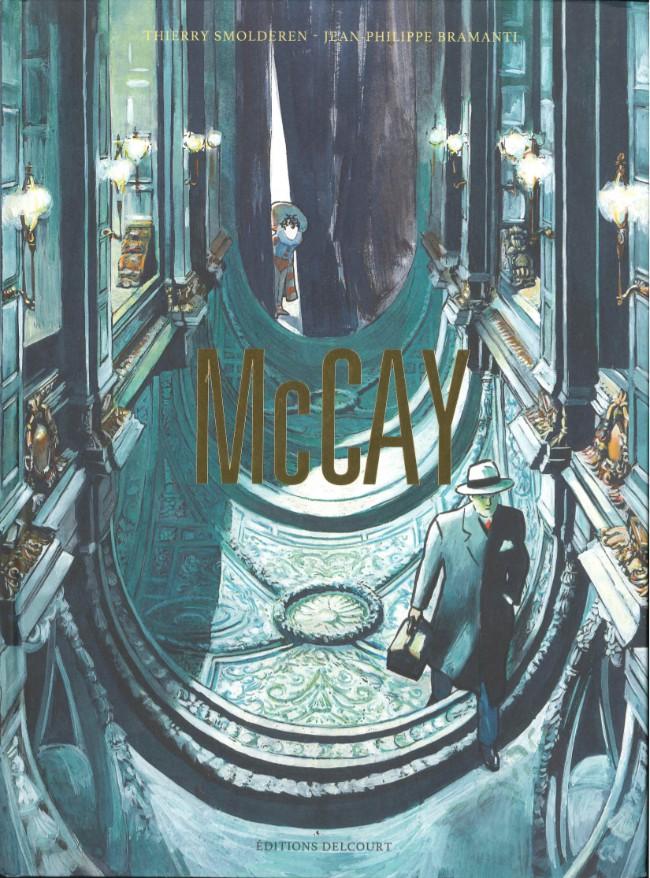 Couverture de McCay -INT- Intégrale