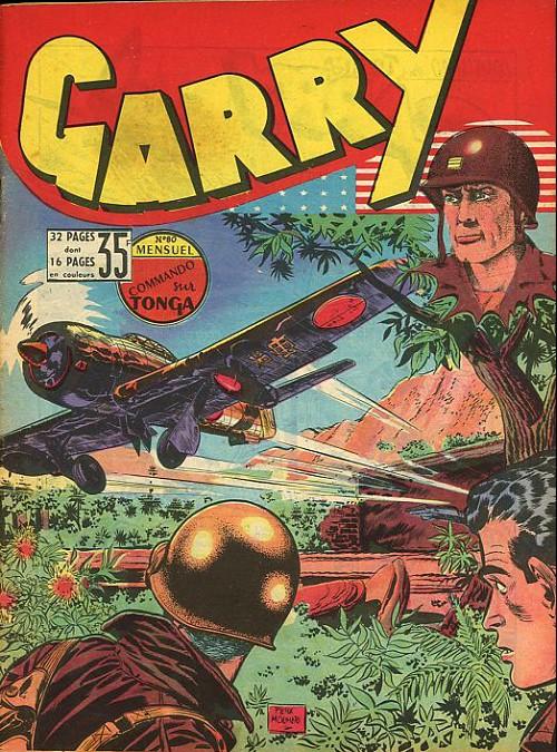 Couverture de Garry (sergent) (Imperia) (1re série grand format - 1 à 189) -80- Commando sur tonga