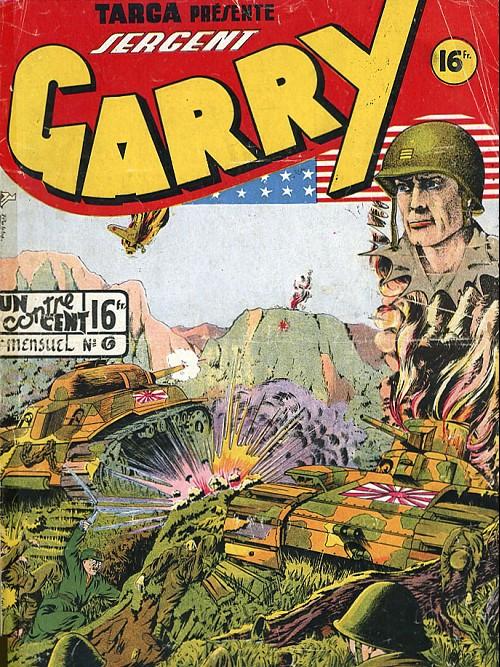 Couverture de Garry (sergent) (Imperia) (1re série grand format - 1 à 189) -6- Un contre cent
