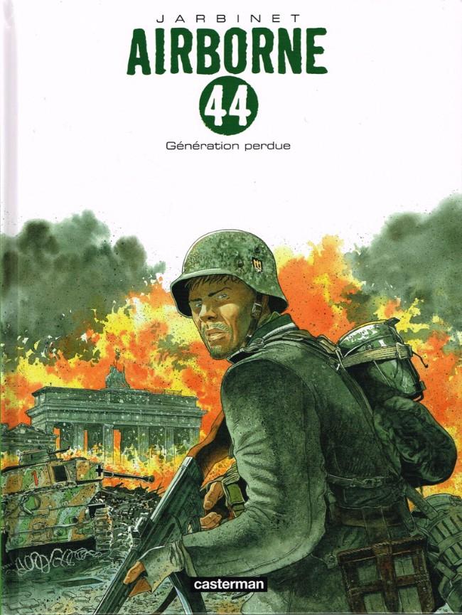 Couverture de Airborne 44 -7- Génération perdue