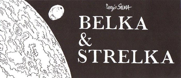 Couverture de Mini-récits et stripbooks Spirou -MR4154- Belka et Strelka
