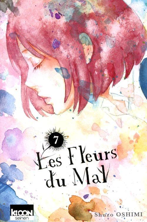 Couverture de Les fleurs du Mal -7- Tome 7