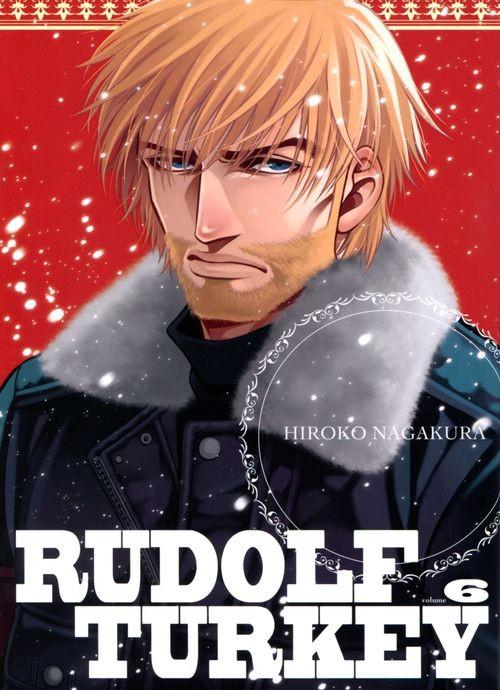 Couverture de Rudolf Turkey -6- Volume 6